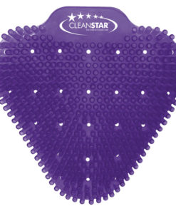 Lavender Anti splash urinal screen