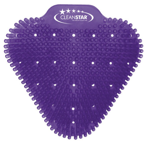 Lavender Anti splash urinal screen