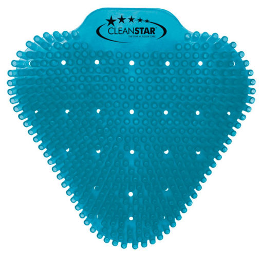 Ocean fresh anti splash urinal screen