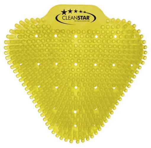 Melon anti splash urinal screen air freshener