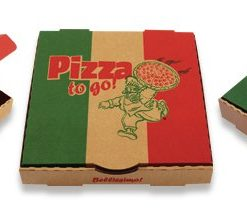 Pizza Box 10 Inch