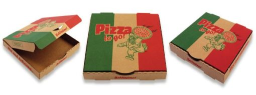 Pizza Box 10 Inch
