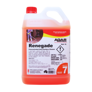 Renegade Degreasing Detergent