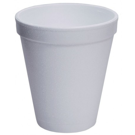 Capri foam cup 8oz