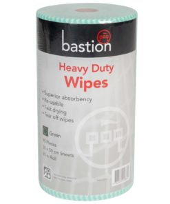 Bastion Heavy duty wipes