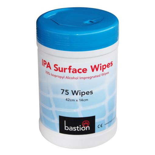 Bastion IPA Surface wipes