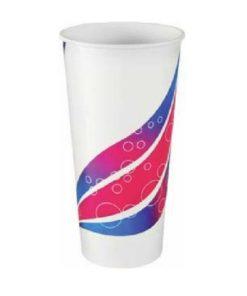 Capri 22oz milkshake cup