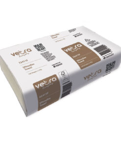 Veora Everyday Ultraslim Towel 1-Ply
