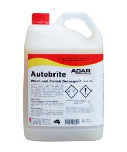 Agar Autobrite Floor Polish 5L