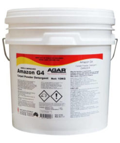 Agar Amazon G4 Carpet Cleaning Powder
