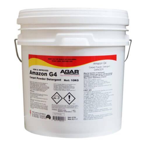 Agar Amazon G4 Carpet Cleaning Powder