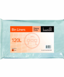 Bastion 120Ltr Bin Liners