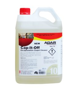 Agar Cap it Off Carpet Cleaner 5L