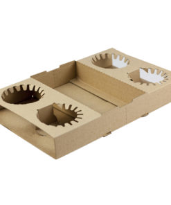 Capri 4 cup crry tray