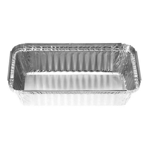 Capri foil container rectangle smal