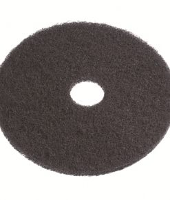 Cleanstar Heavy Duty Wet Stripping Pad - Black