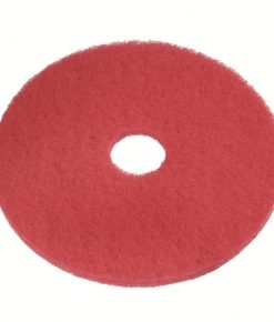 Cleanstar Floor Buffing Pad - Red