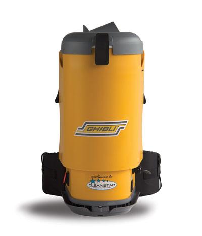 Cleanstar Ghibli T1 Backpack Vacuum Cleaner