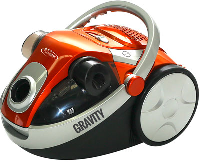 Cleanstar Gravity 2200 Watt Bagless Vacuum