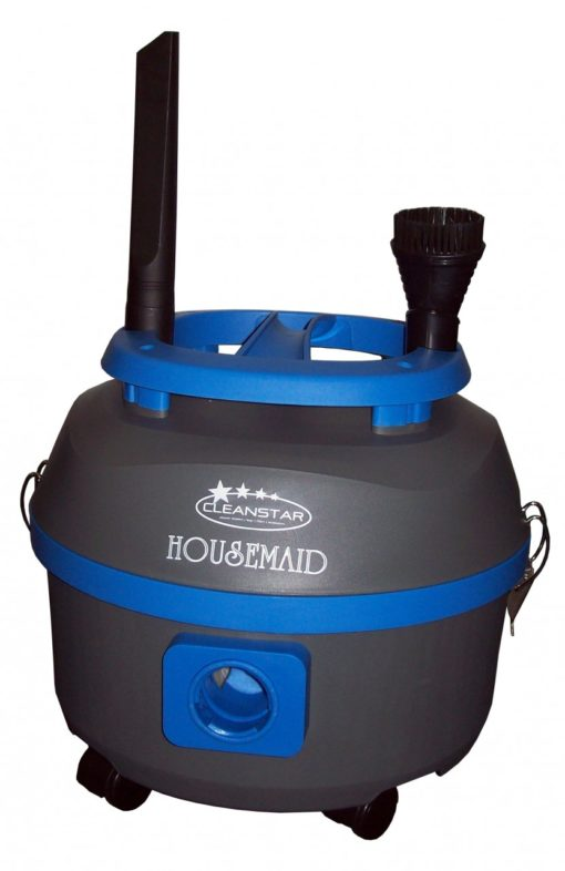 Cleanstar Housemaid 10 Litre Commercial Plastic Dry Machine
