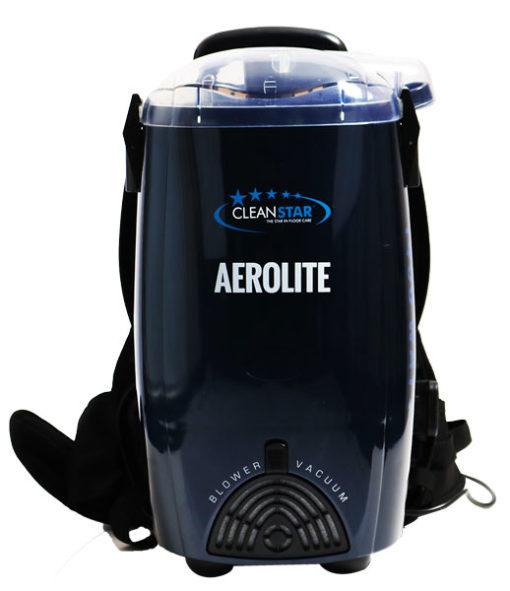 Cleanstar Aerolite 1400 Watt Backpack Vacuum and Blower Blue