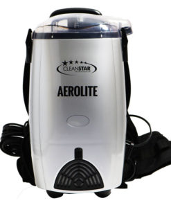 Cleanstar Aerolite 1400 Watt Backpack Vacuum and Blower Silver