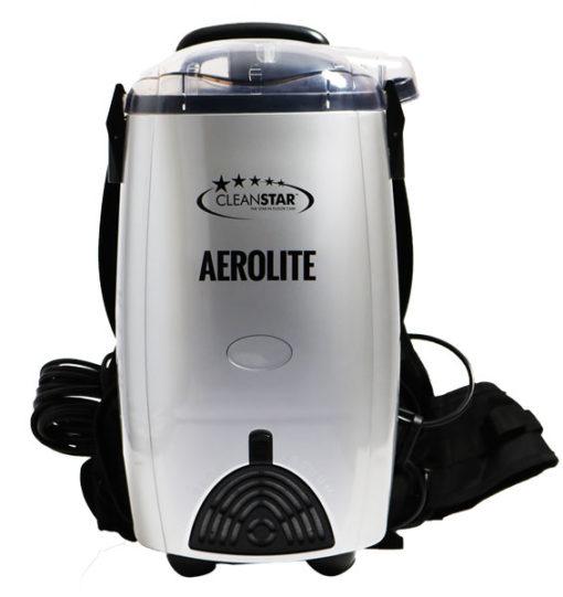 Cleanstar Aerolite 1400 Watt Backpack Vacuum and Blower Silver