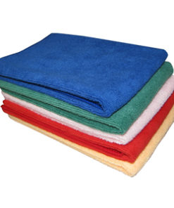 microfibre cloths glass