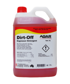 Agar Dirt Off 5L
