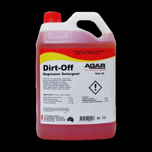 Agar Dirt Off 5L