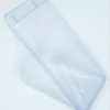 Caled 3 point sandwhich clear plastic 100 per sleeve