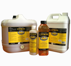 Oates dishwashing citron 1L