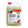 Agar Stainless Steel Oil water based polish 5L