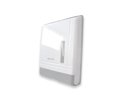 Veora Everyday Compact Interleave Towel Dispenser