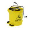 Edco 15 Litre Wringer Bucket Yellow