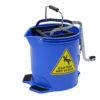 Edco 15 Litre Wringer Bucket Blue