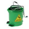 Edco 15 Litre Wringer Bucket Green