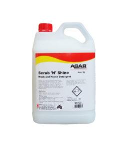 Scrub n shine